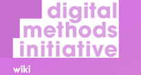 Digital Methods Initiative. Amsterdam